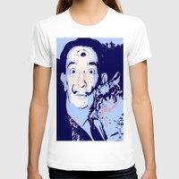 dali T-shirts featuring Dali  by Danie Enriquez