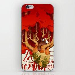 Latinoamérica iPhone Skin