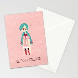 """Bimbiminkia"" - Cosplayer Stationery Cards"