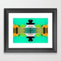Digital Playground #3 Framed Art Print