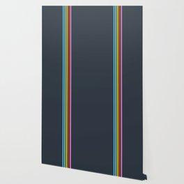Echeneis - Colorful Stripes  Wallpaper