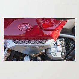 Moto Guzzi Stelvio Rug