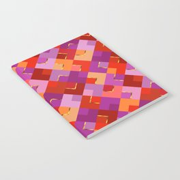 Poppy Colors for Fun Notebook