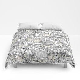 NOTTINGHAM CHAMPAGNE Comforters