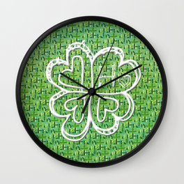 Hope Through Hollis Wall Clock