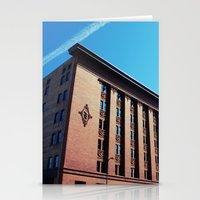 minneapolis Stationery Cards featuring Minneapolis Architecture by Allison Morse