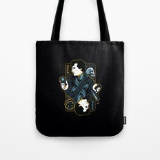 The Detective of 221B Tote Bag