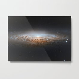 UFO Galaxy (NGC 2683) Metal Print