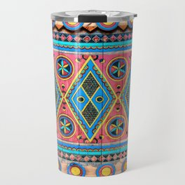 Saudi Colors Travel Mug