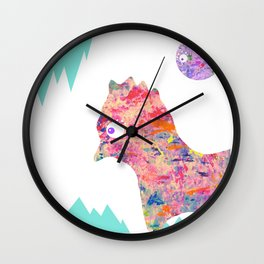 miss you, YOU! Wall Clock