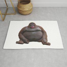 Uh Oh Stinky/Le Monke Rug