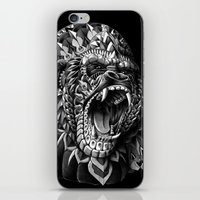 bioworkz iPhone & iPod Skins featuring Gorilla by BIOWORKZ