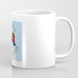 Water Is A Polar Molecule - Funny Chemistry Quote Gift Coffee Mug