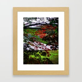 Environ (Japan) Framed Art Print