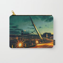 St Patrick's Sunset Carry-All Pouch