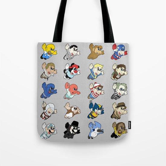 Super: Round 2 Tote Bag