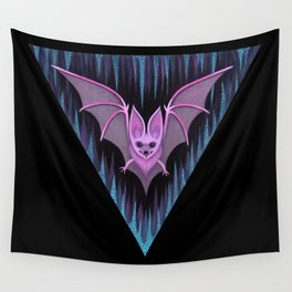 Through the Vortex Flow Wall Tapestry