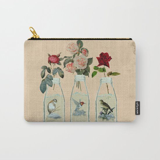 bottled spring Carry-All Pouch