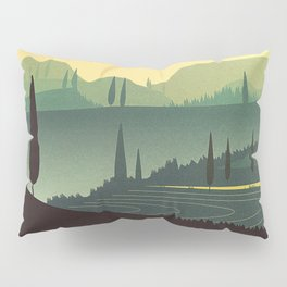 Tuscany Fairytale Pillow Sham