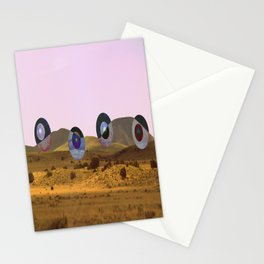 The Hills Have Eyes Stationery Cards