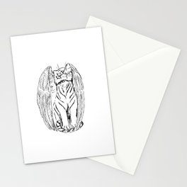 Tale of the Winged Tiger Stationery Cards