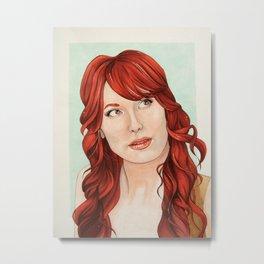 Dannie Metal Print