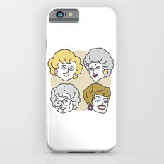 Thank You for Being a Friend (Golden Girls) iPhone 6s Slim Case