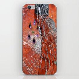 Broken Mirror iPhone Skin