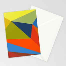 abstract geometric design for your creativity    Stationery Cards