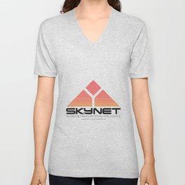 Skynet - Cyberdyne Systems Corporation Unisex V-Neck