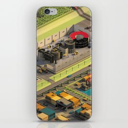 Factory iPhone Skin
