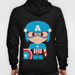 captain super hero Hoody
