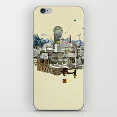 Collage City Mix 7 iPhone & iPod Skin