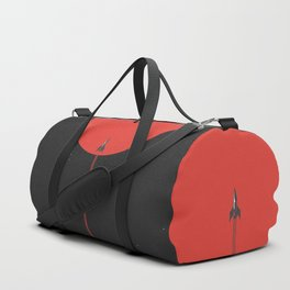 to new horizons Duffle Bag