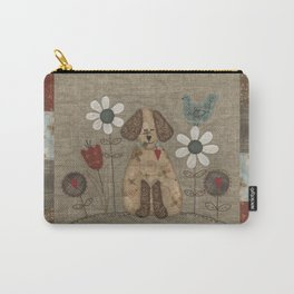 A Dog's Life Carry-All Pouch