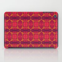 ashton irwin iPad Cases featuring Marburg virus tapestry- by Alhan Irwin by Microbioart
