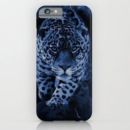 JAGUAR LORD iPhone Case