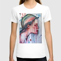 agnes T-shirts featuring The Redemption of Agnes McFee (VIDEO IN DESCRIPTION!) by Olga Noes