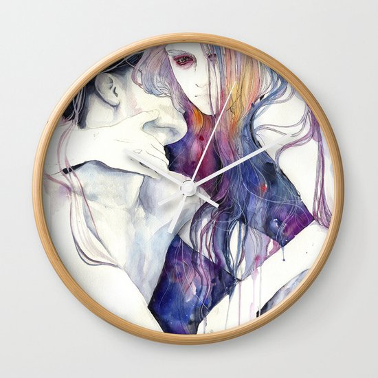 wakeful Wall Clock