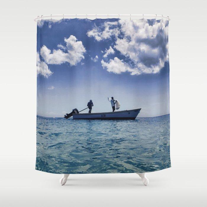 DayDream Shower Curtain