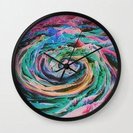 WHÙLR Wall Clock