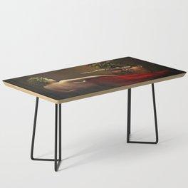 Dark Classical Medusa Coffee Table