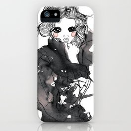 My Muse iPhone Case