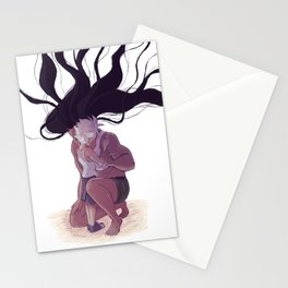 Battle is not Over Stationery Cards