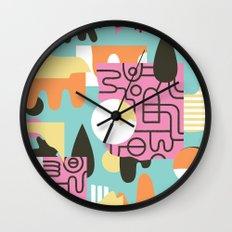 Amanaemonesia Wall Clock