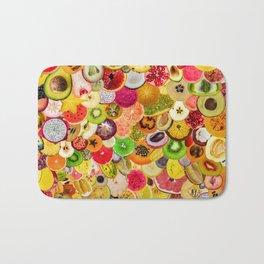Fruit Madness (All The Fruits) Bath Mat