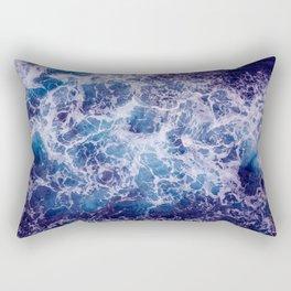 Living Ocean v4 Rectangular Pillow
