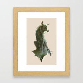 Fenrir Framed Art Print