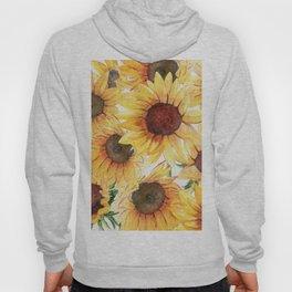 Sunflowers Bloom  Hoody