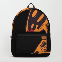 Monster Pizza Best Gift Backpack